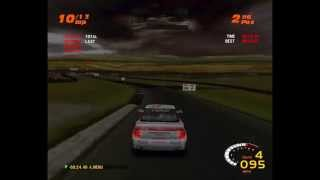 TOCA 2 - Audi A4 '98 - Knockhill (Including Pit-Stop) [PC; Windows 7]