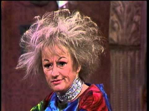 Phyllis Diller at the Bar