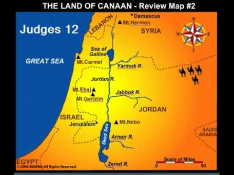 Judges 12 With Text Press On More Info Of Video On The