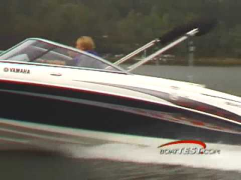 Yamaha SX 230 High Output - By BoatTest.com - YouTube