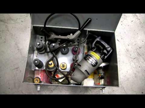 Sioux Tools Angular High Speed Drive Valve Grinder on GovLiquidation.com