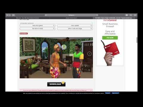 """Как скачать игру The Sims 4 торрентом на Мак. Новое дополнение """"Мир магии"""""""