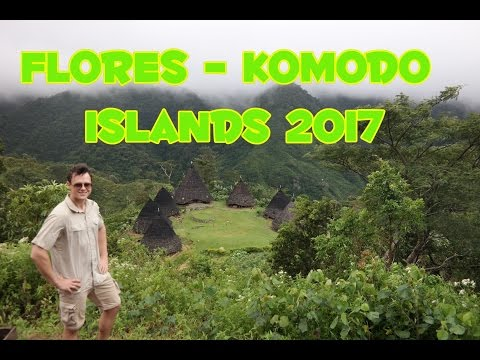 Komodo - Flores 2017 | Flying Polack in Indonesia