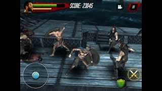 #300 - Rise of an Empire - Gameplay HD - IOS trailer 2014