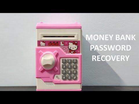 Money Bank Password Reset   Forgotten Password