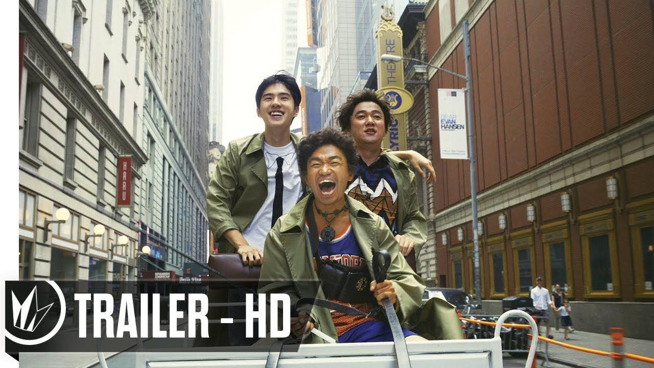 Detective Chinatown 2 Official Trailer 1 2018 Regal Cinemas Hd Youtube