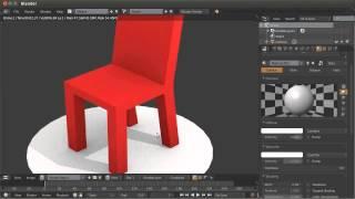 Blender. Анимация. Урок 01b - Знакомство с Blender (навигация и моделирование)
