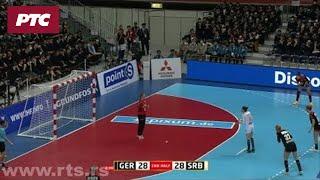 Rukomet: Nemačka - Srbija 28:29, kraj meča