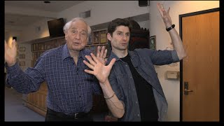 Ben Aaron Spends The Day With The Legend...Garry Marshall