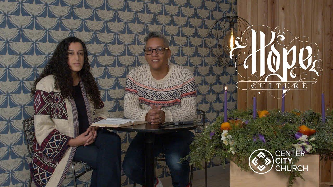 Advent Week 1: Hope for Healing in Seasons of Disease