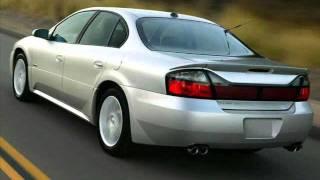 2000-2005 Pontiac Bonneville
