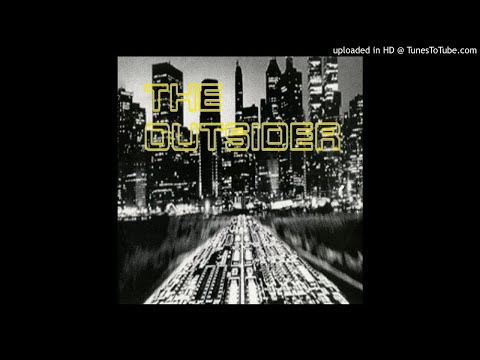 The Outsider (DJSS) - Black (Remix) -  Formation Records – FORM 12062 - Jungle 1995