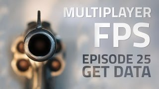 Making a Multiplayer FPS in Unity (E25. Getting Data) - uNet Tutorial