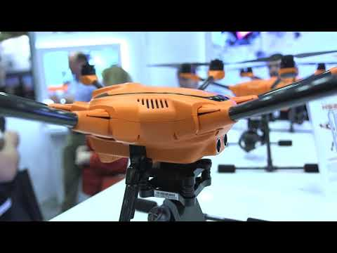Highlights from InterDrone 2017