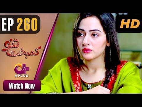 Kambakht Tanno - Episode 260 - Aplus ᴴᴰ Dramas