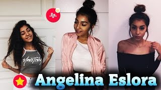 Best Angelina Eslora @omfgitsangel ♥ Musical.ly Compilation - Battle Musers Tv - Musical.ly app