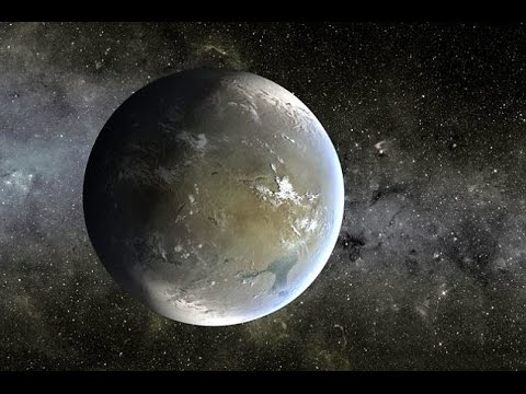 Kepler 62f Is there life on Keple...