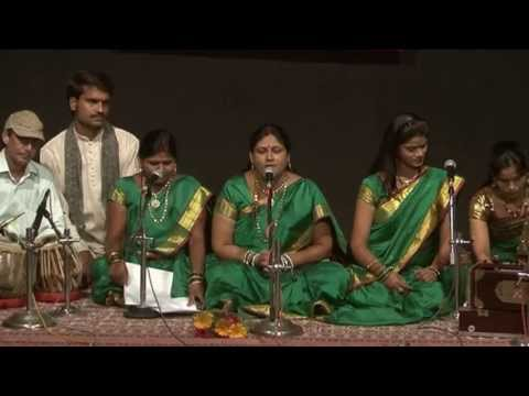 Manimala singh's bagheli  folk song performance