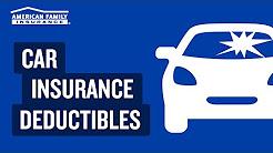 Car Insurance Deductibles    @AmFam®