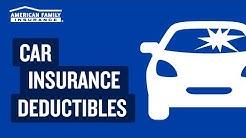 Car Insurance Deductibles  | @AmFam®
