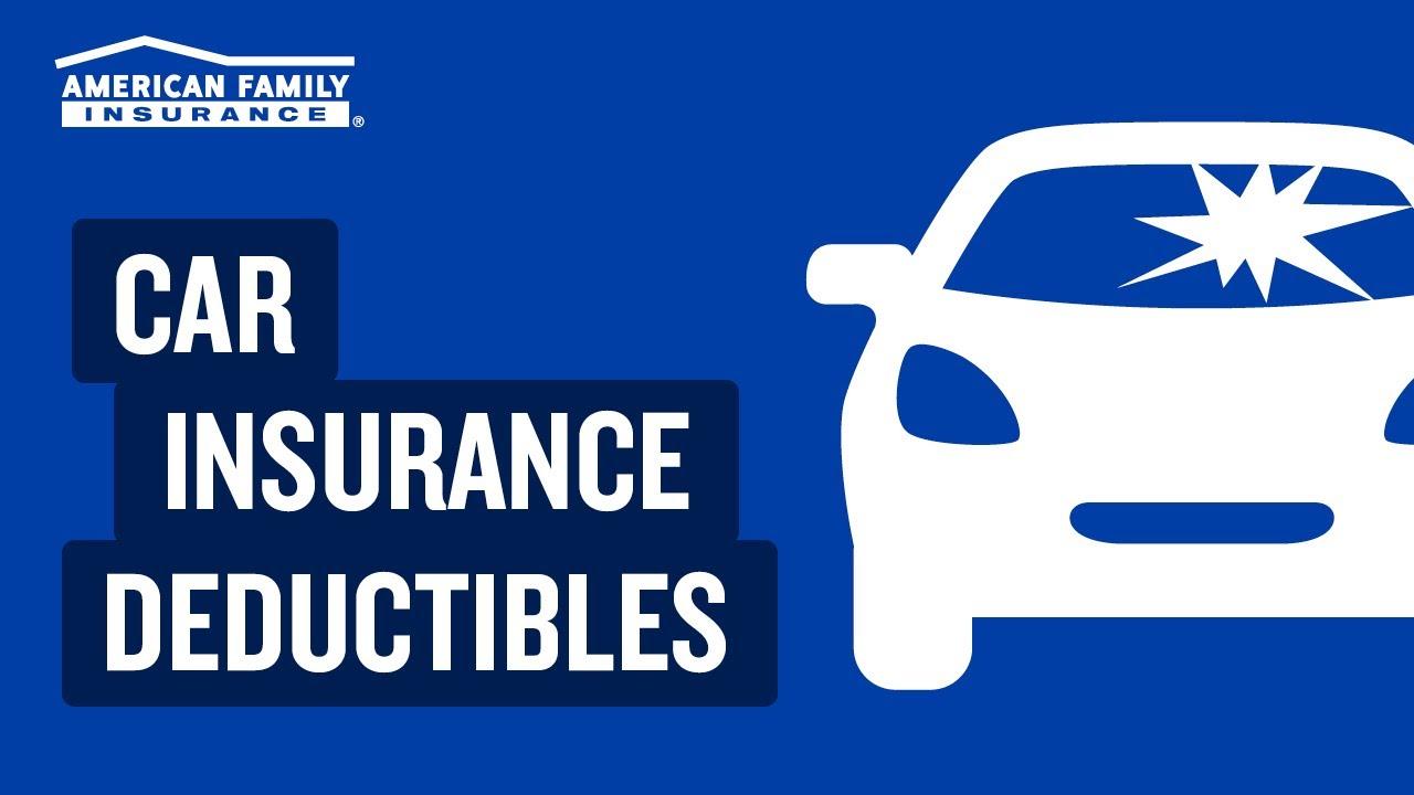 Car Insurance Deductibles | @AmFam® - YouTube