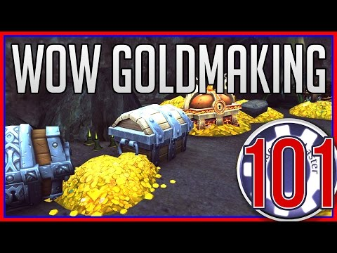 Warcraft Goldmaking 101 and TSM Setup Guide