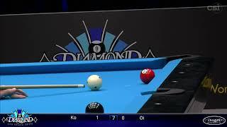 2019 Diamond Las Vegas Open: Ko Ping-Chung vs Naoyuki Oi