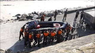 Quiberon Fort de Penthièvre commando de marine 24 février 2016