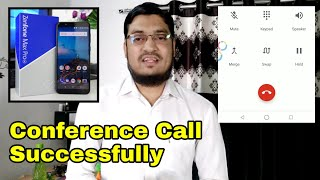How to make conference call in asus videos / InfiniTube