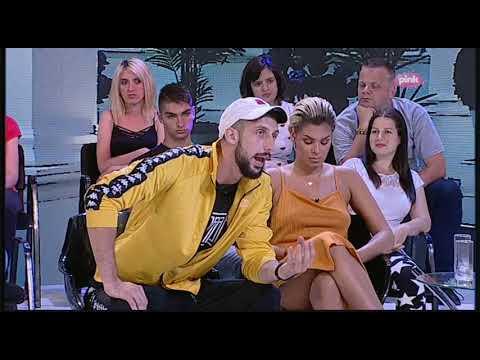 Zadruga, narod pita - Mina na ivici suza zbog dečka - 13.08.2018.