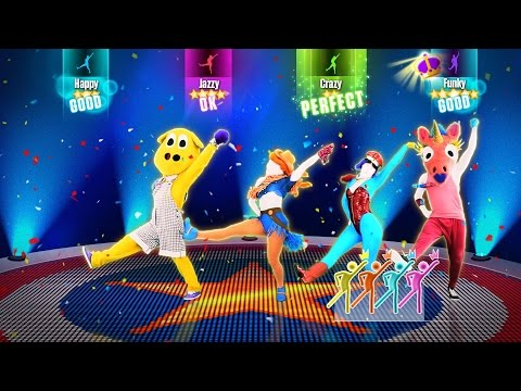 Just Dance 2015 - 4X4 by Miley Cyrus - 17 ☆