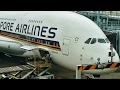 SINGAPORE AIRLINES A380 FLIGHT EXPERIENCE HONGKONG TO SINGAPORE