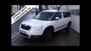 Skoda Yeti Urban Limited Edition 2012 Videos
