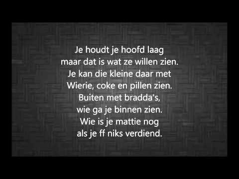 Lijpe Mocro - Ogen In Je Rug (Lyrics)