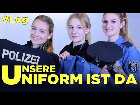 Unsere Uniform ist da!