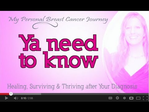 Chemo Side Effects for Breast Cancer – Ya Need To Know Series
