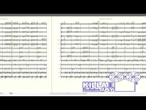 Who Do I Turn To (Chanté Moore) - Marching Band Sheet Music