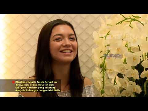 RUMPI - Angela Gilsha Belum Bisa Move On Dari Giorgino Abraham ? (24/5/18) Part 3