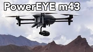 PowerEYE m43 - Jon McBride & Bo fly and talk about the new m43 quad