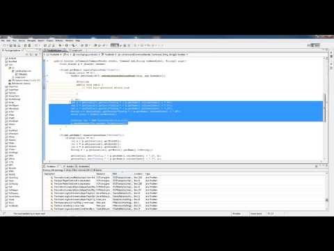 Bukkit-Plugin Programmieren: #4 Teleport