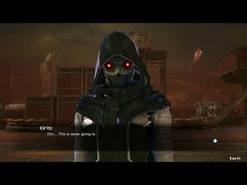 Sword Art Online: Fatal Bullet Kirito Vs Death Gun Duel & All Scenes