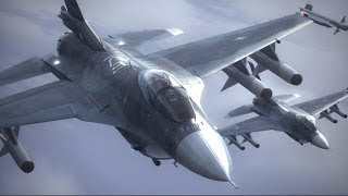 Ace Combat 6: Fires of Liberation Gameplay (XBOX 360 HD)
