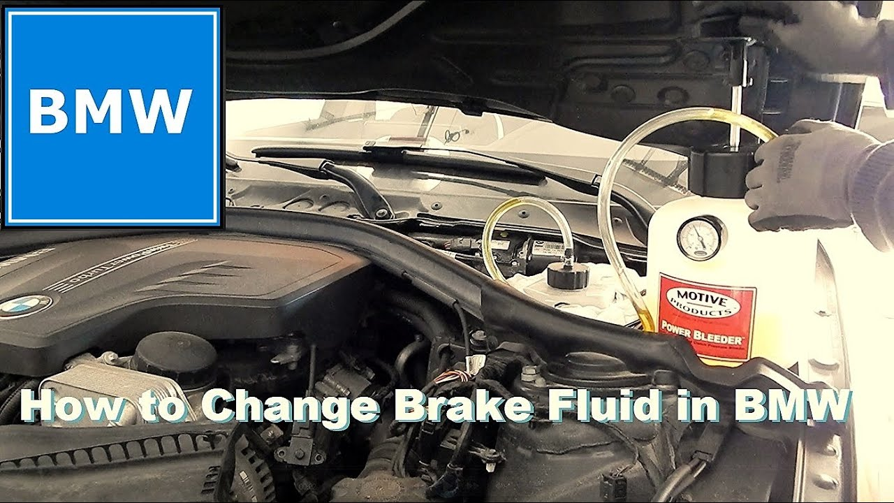 How To Change Brake Fluid >> How To Flush Brake Fluid In Bmw F30 F31 320 328 330 335 340