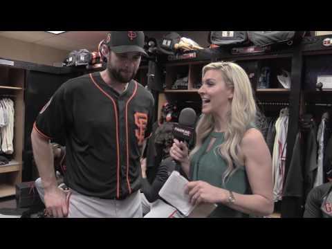 Brandon Belt: Spring Training Interview