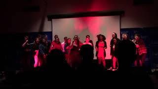Rather Be: Redline A Cappella Invitational 2018