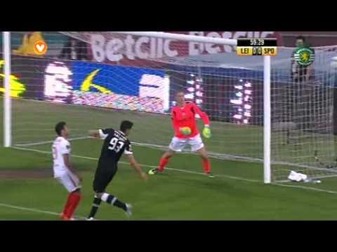 25J :: Leiria - 0 x Sporting - 1 de 2011/2012