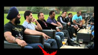 AMAN HAYER - SARDARI FEAT ANGREZ ALI & DEV DHILLON - THE ENTOURAGE