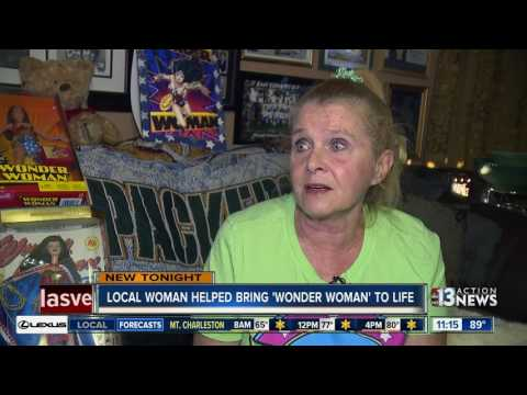 Las Vegas woman was