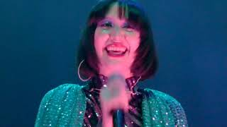 Karen O & Danger Mouse - Lux Prima, Ace Theatre LA CA Sept 7th 2019 4K