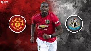 MAN UTD V NEWCASTLE UNITED: Premier League Preview
